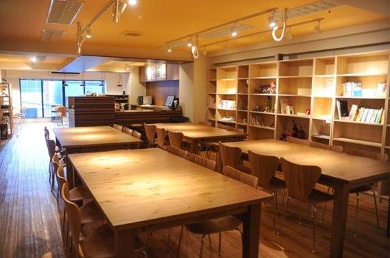札幌ものづくりオフィス&カフェSHERE