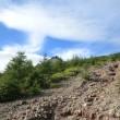 駒ケ岳の坂